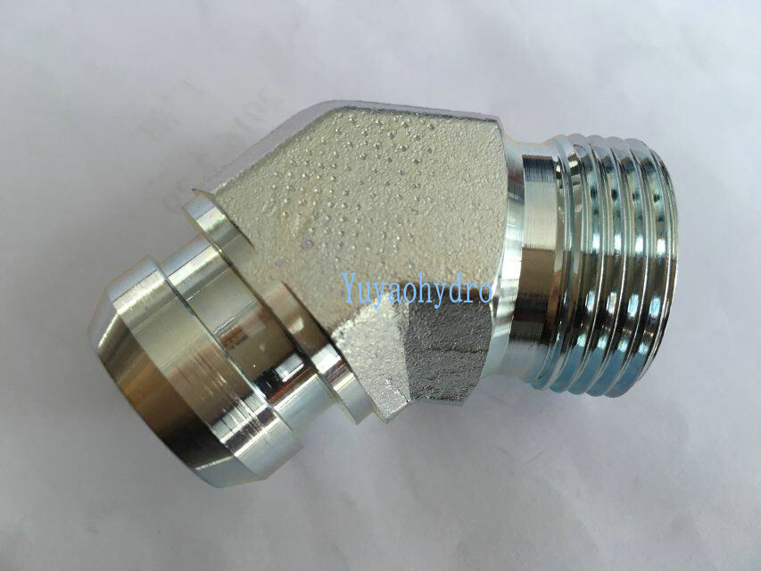 High Quality Hydraulic Elbow Pipe Fitting