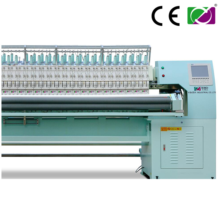 Computerized 33 Head Quilting Embroidery Machine