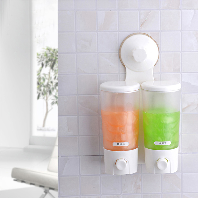 Water Dispenser with Suction Cup - Double