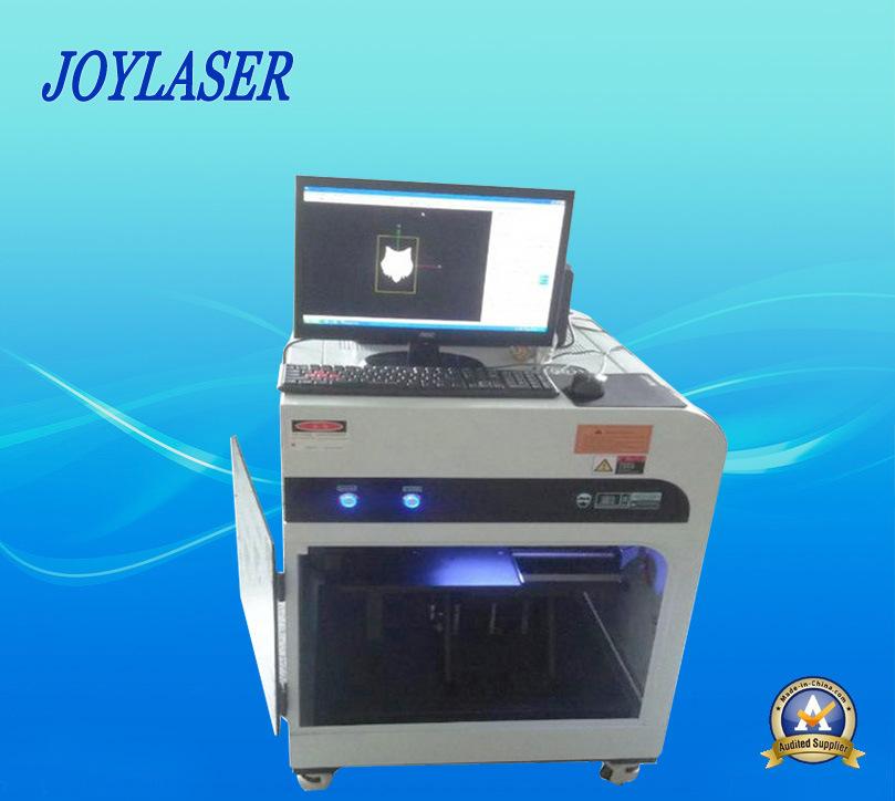 Glass Photo Printing 2D 3D Crystal Laser Engraving Machine