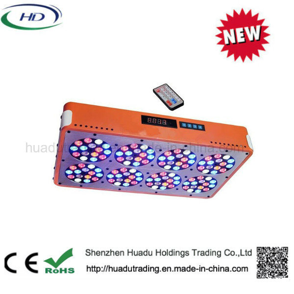 120*3W Apollo 8 LED Grow Light for Hydroponic Plants