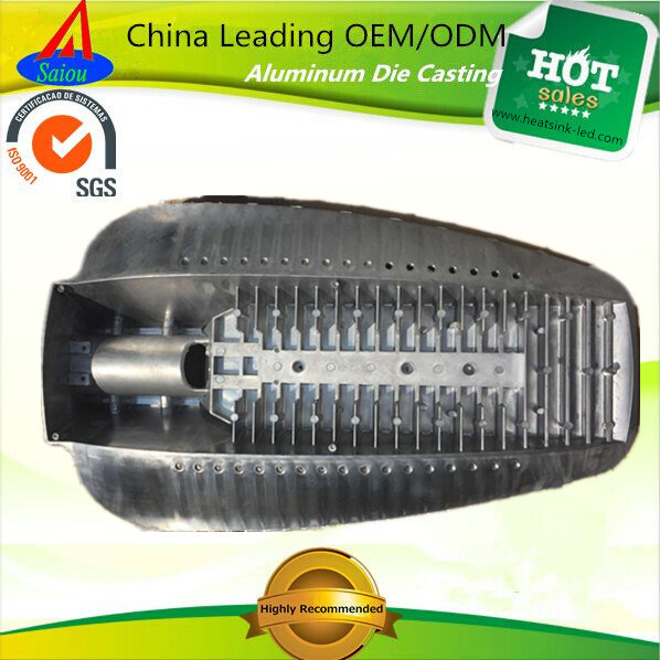 Die Casting Aluminum 200W Street Light