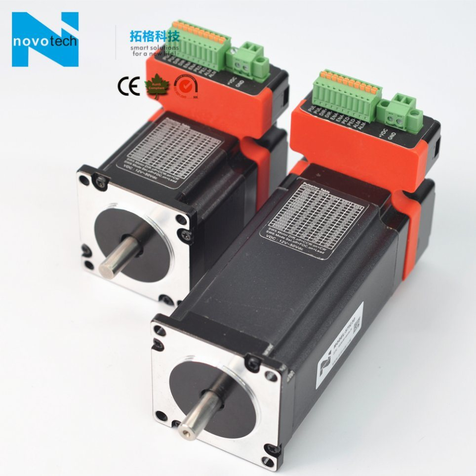 IC Series Integrated Close-Loop Hybrid Servo Stepper System