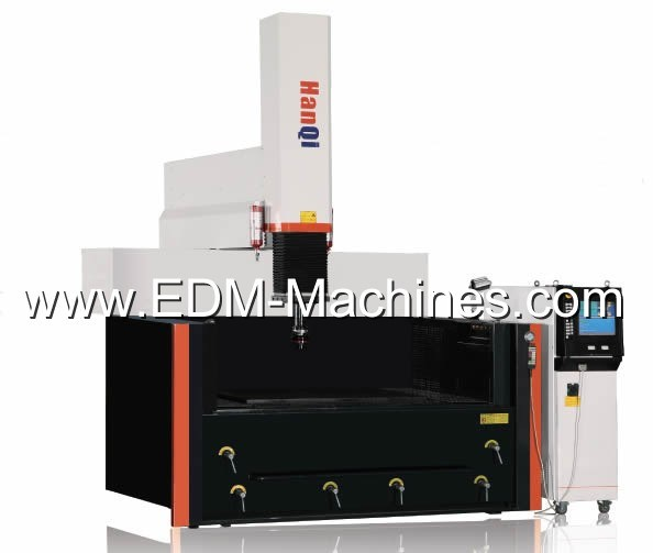 CNC EDM Erosion Machine