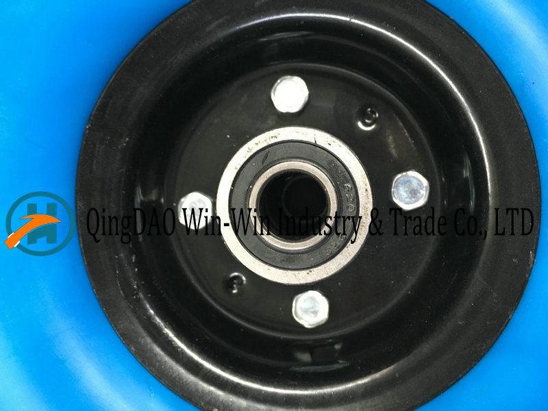10*4.10/3.50-4 PU Foam Wheel for Trolley