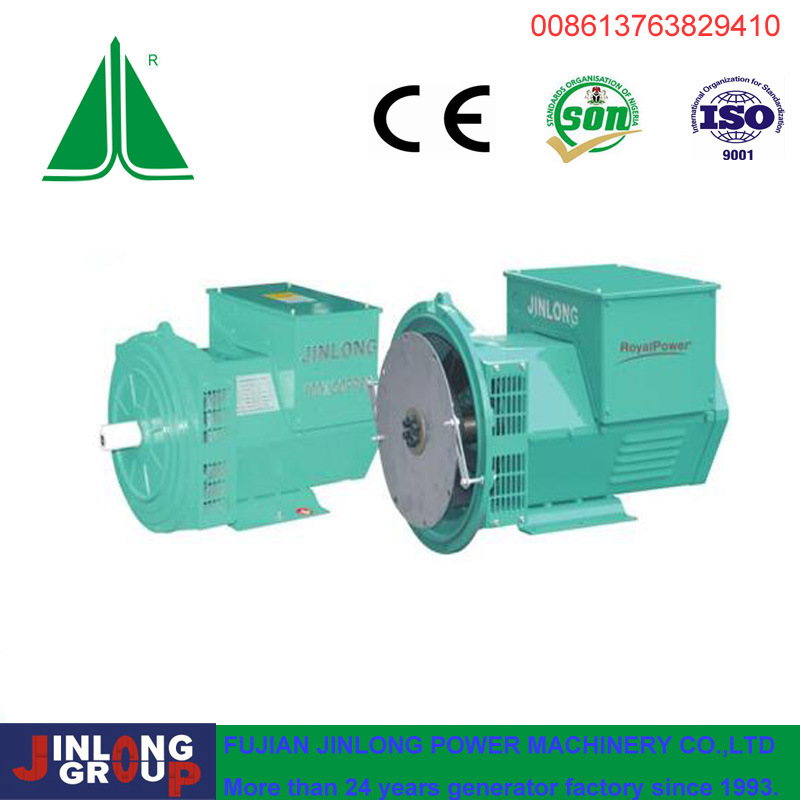 Jinlong AC Stamford Type Brushless Alternator for Genset