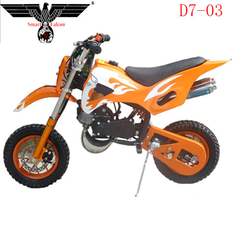 D7-12 Adult Dirt Bike ATV Quad Scooter with Ce