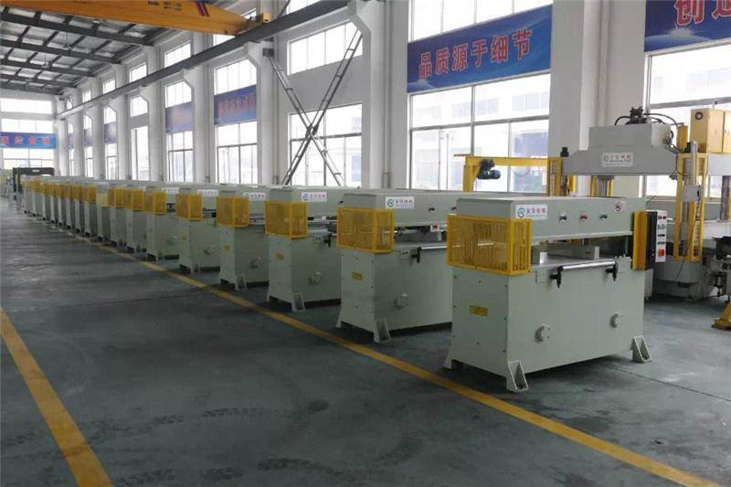 Four-Column Hydraulic Press with Ce/Die Cutting Machine