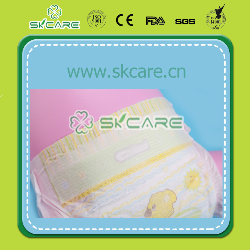Baby Products Baby Care for Wholesale Disposable Baby Diapers