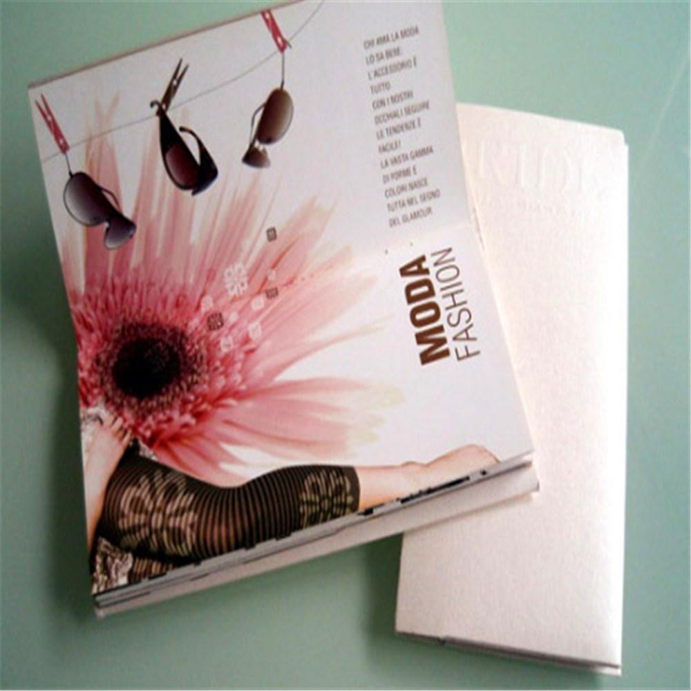 High Quality Fashion Magazine Printing Customized Magazine Printing