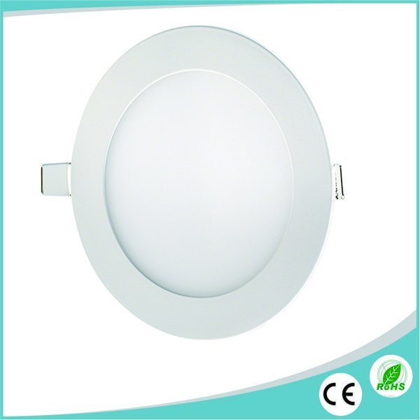 15W Ultra Thin LED Round Panel Light with Wide Input AC85-265V