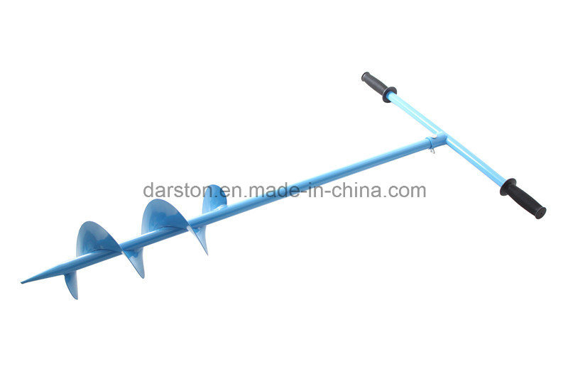 150mm Manual Earth Auger with Removable Handles