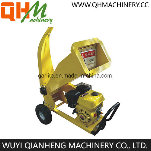 7HP Wood Chipper Mulcher Crusher