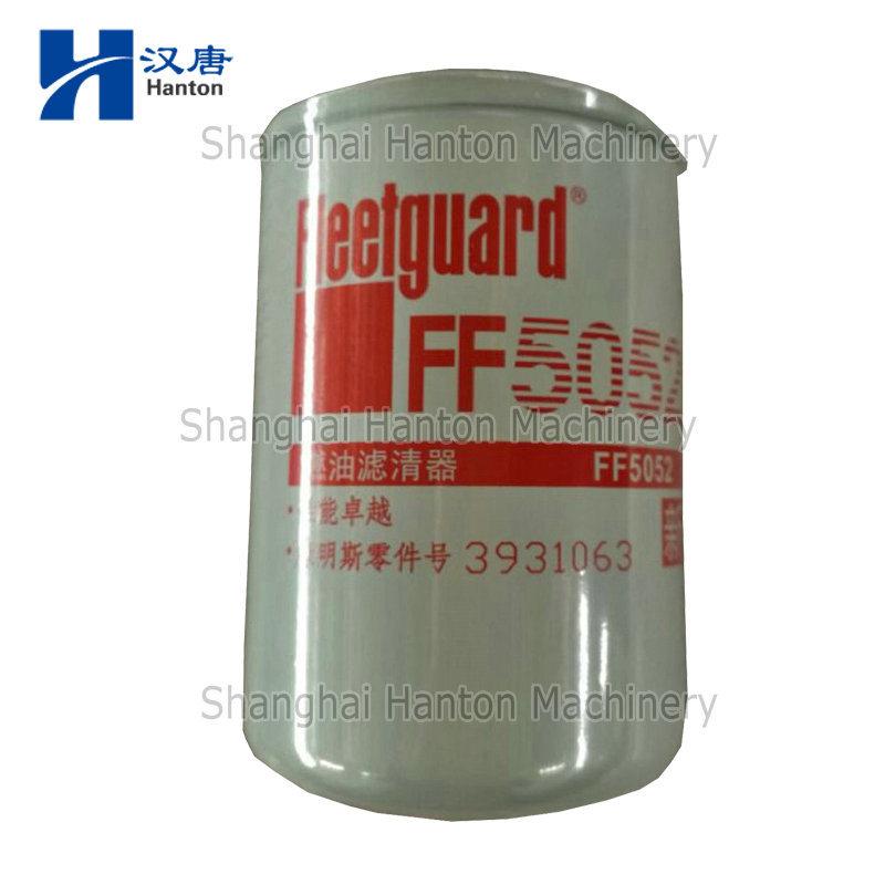 Cummins 4BT 6BT diesel engine motor parts 3931063 FF5052 fuel filter element