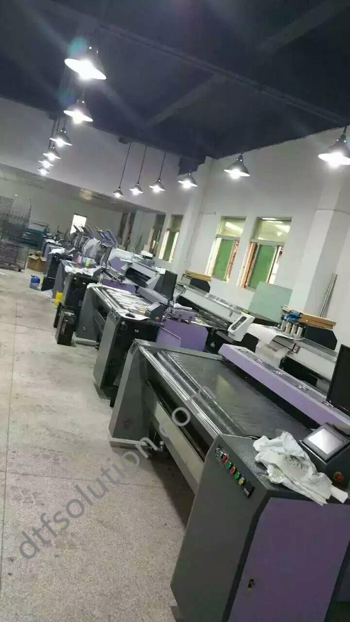 Fd1828 Digital Printer Textile Printing Machine