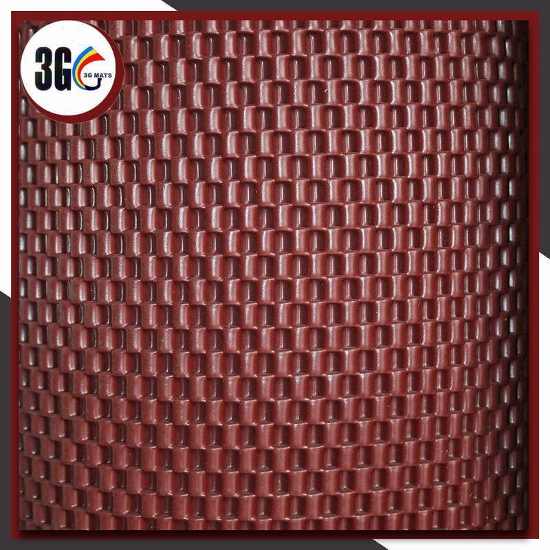 3G PVC Chain Car Mat