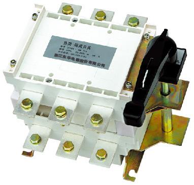 Dglz1-100~4000 Series Load Isolation Switch (DGLZ1-630)