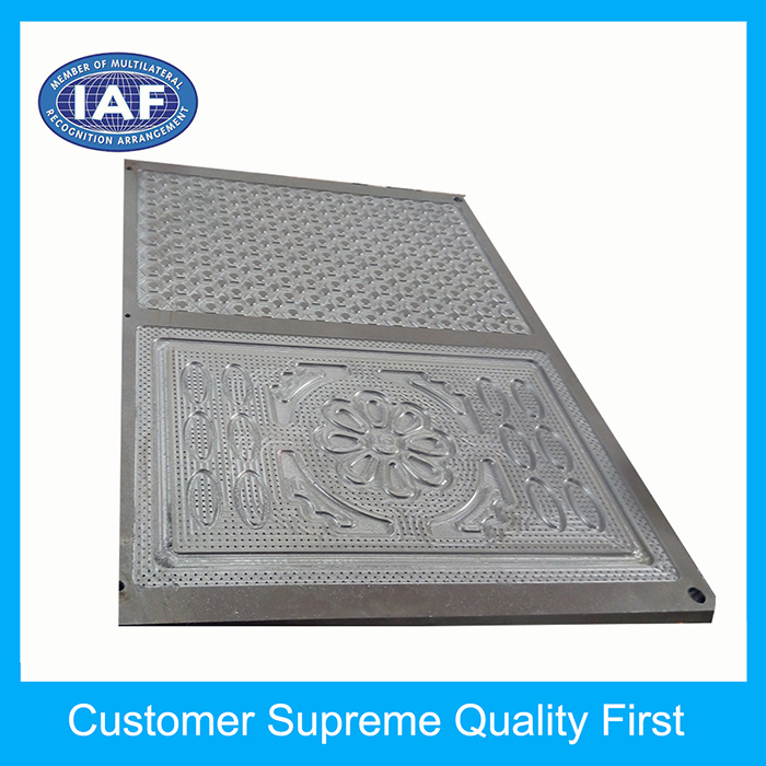 Rubber Product Mold Rubber Matting Mold Rubber Floor Mold