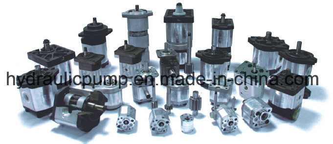 Bosch-Rexroth Aluminium Gear Pump/Motor