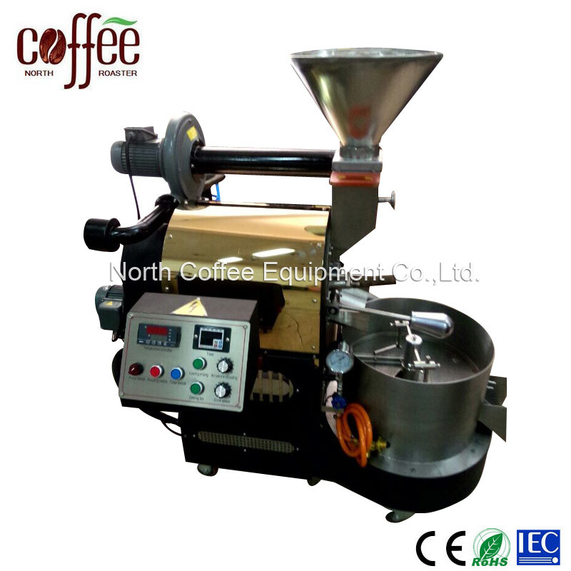 3kg Commercial Coffee Roaster/3kg LPG Propane Coffee Roaster