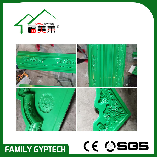 Rubber Glassfiber Gypsum Moulding