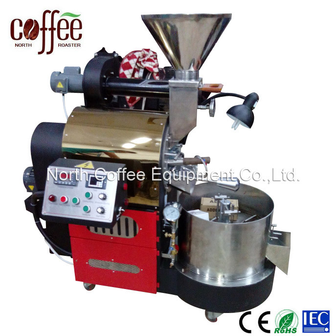 3kg Commercial Coffee Roaster/3kg LPG Propane Coffee Roaster