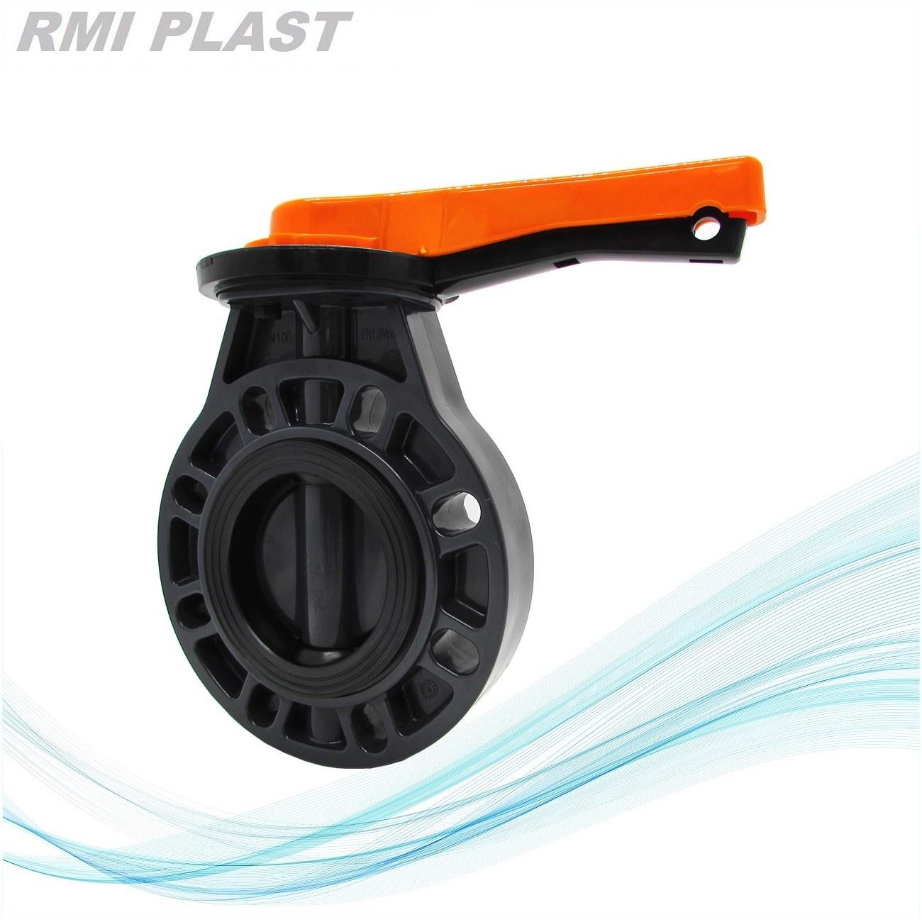 Plastic PVC Butterfly Valve of Water Valve