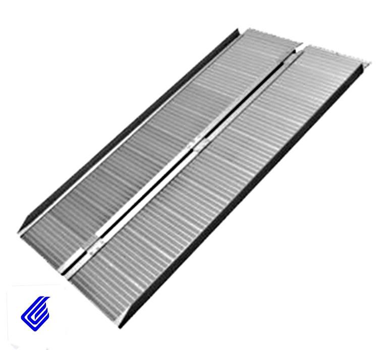 aluminum wheelchair ramp durable aluminum ramp 4ft