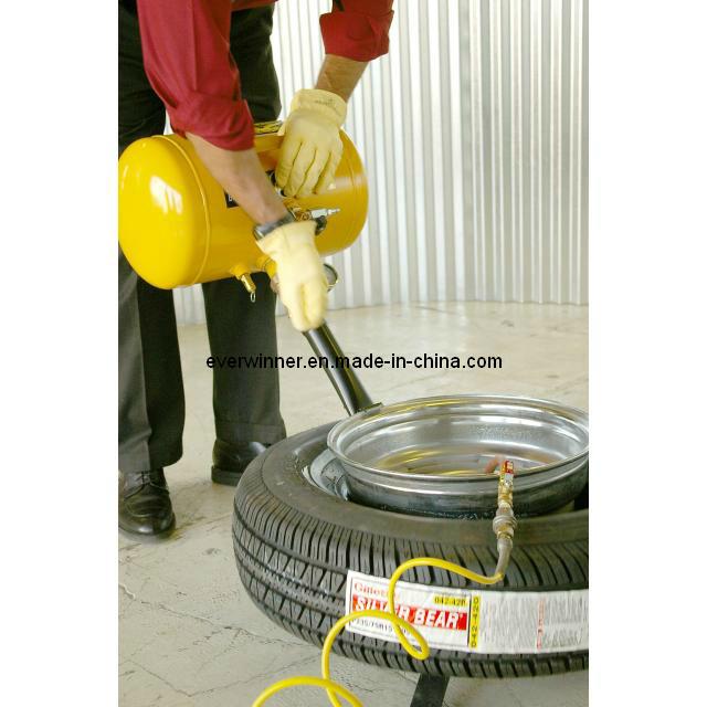 Pnuematic 5 Gallon Air Tire Bead Blaster for Car Truck Tires Auto Repair Durable (CH-5)