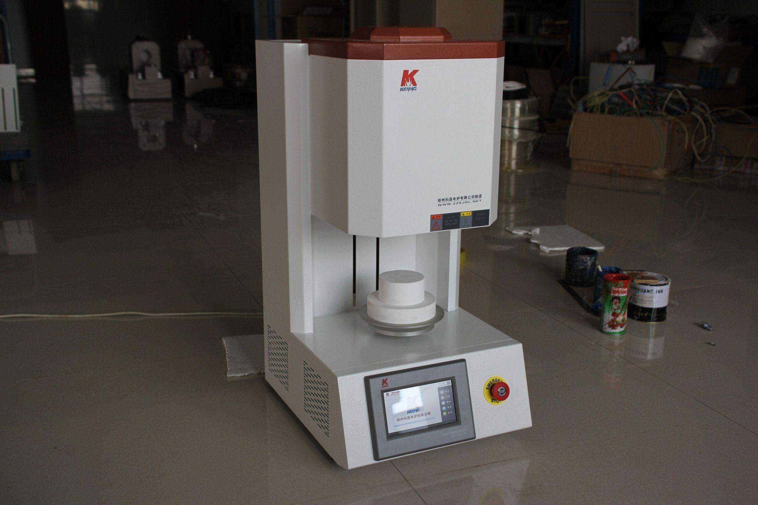 Jz-D1650 Sintering Dental Furnace with Phone APP Control