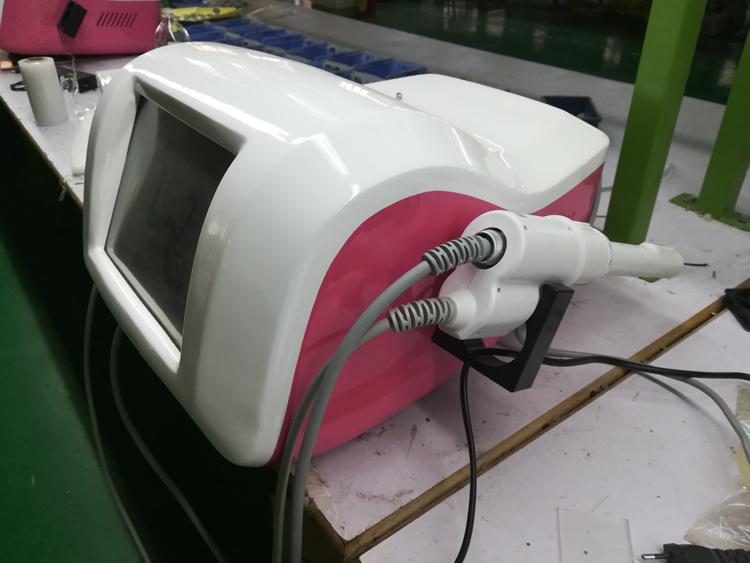 Heta Secret Portable Untrasound Tightening Beauty Machine Hifu H-9009