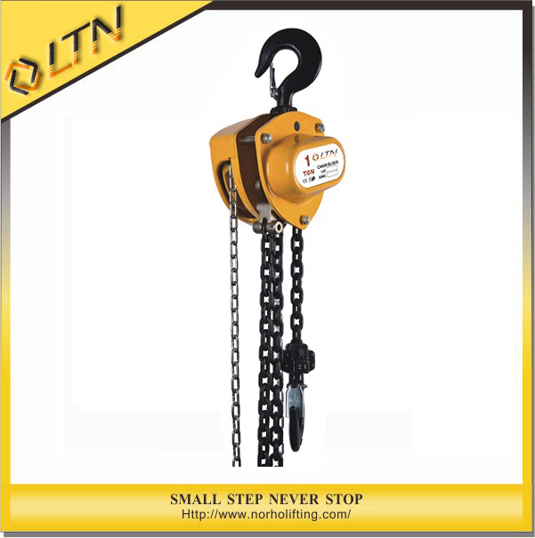 High Quality Chain Hoist Pulley with CE&TUV&GS Certification