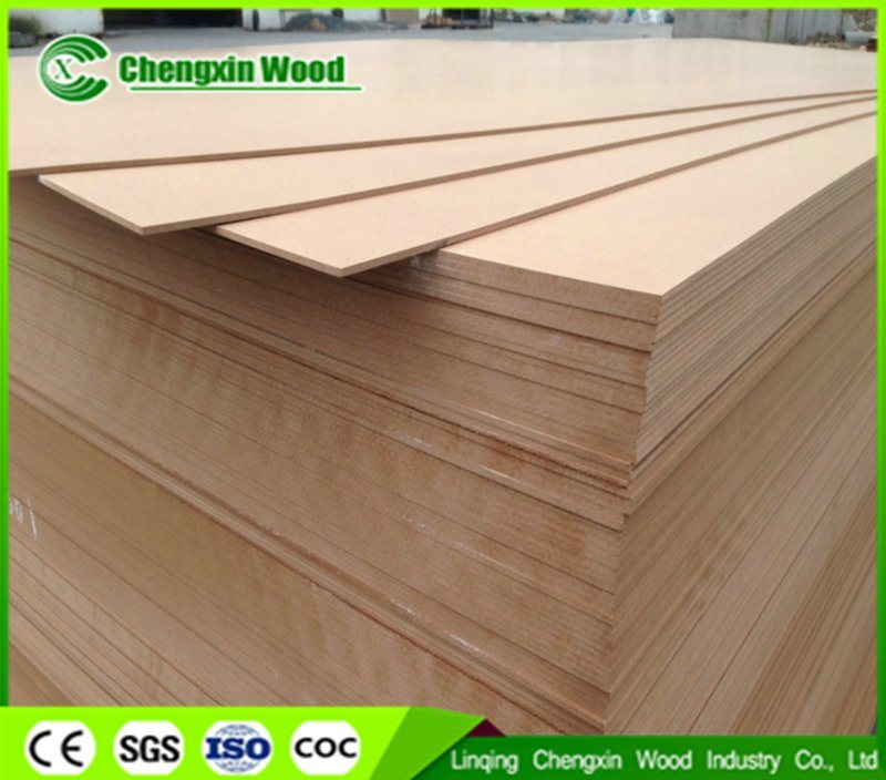 Best Quality Melamine MDF Board From Linqing Factory