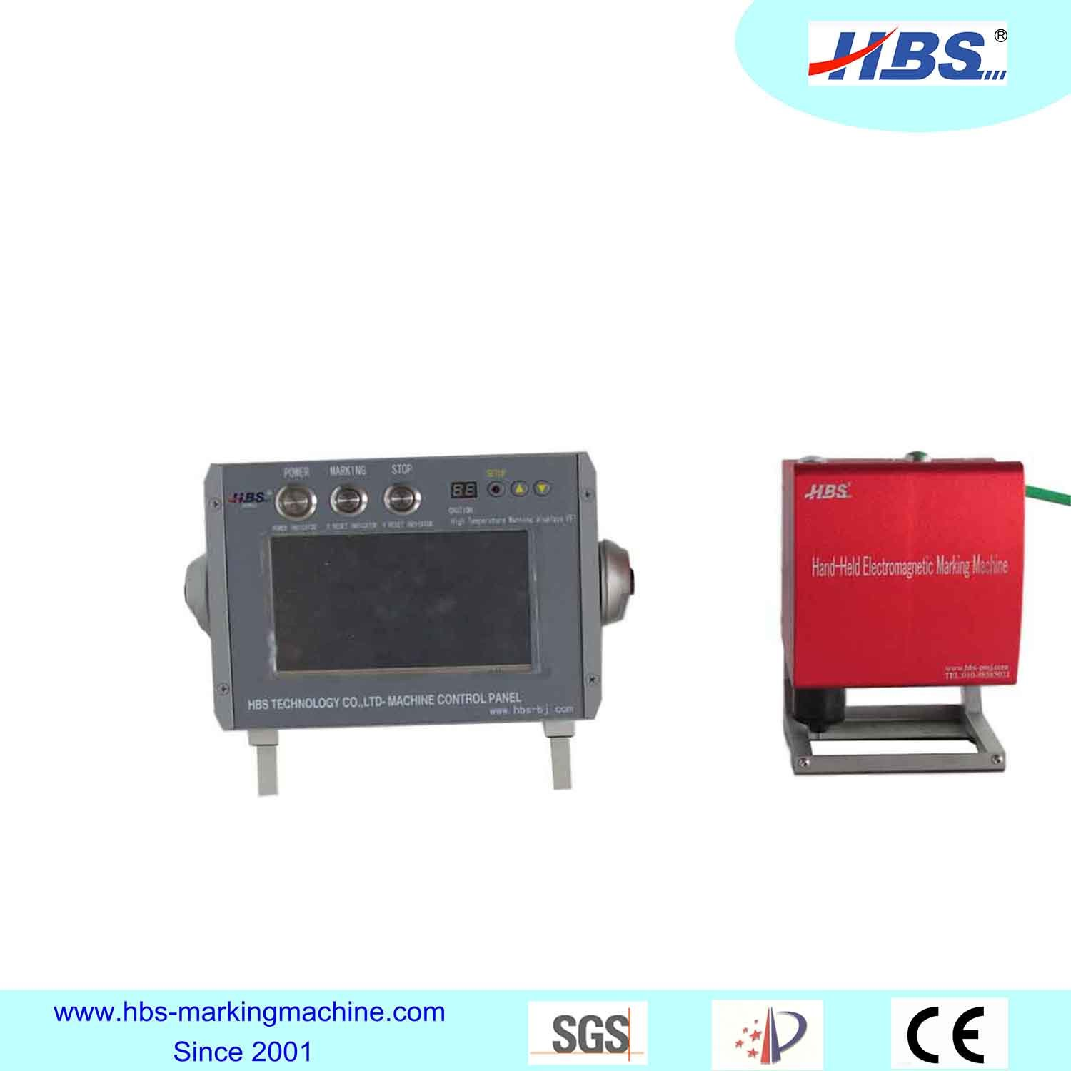 Patent Products Portable Electronic Marking Machine