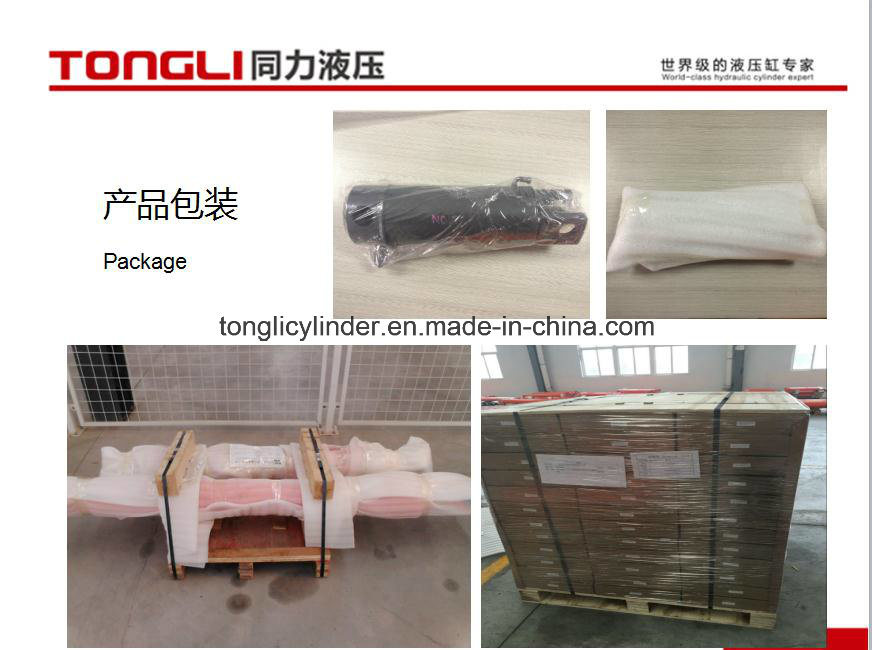 OEM Parts for Doosan Excavator, Boom Cylinder Dh220 Hydraulic Cylinder
