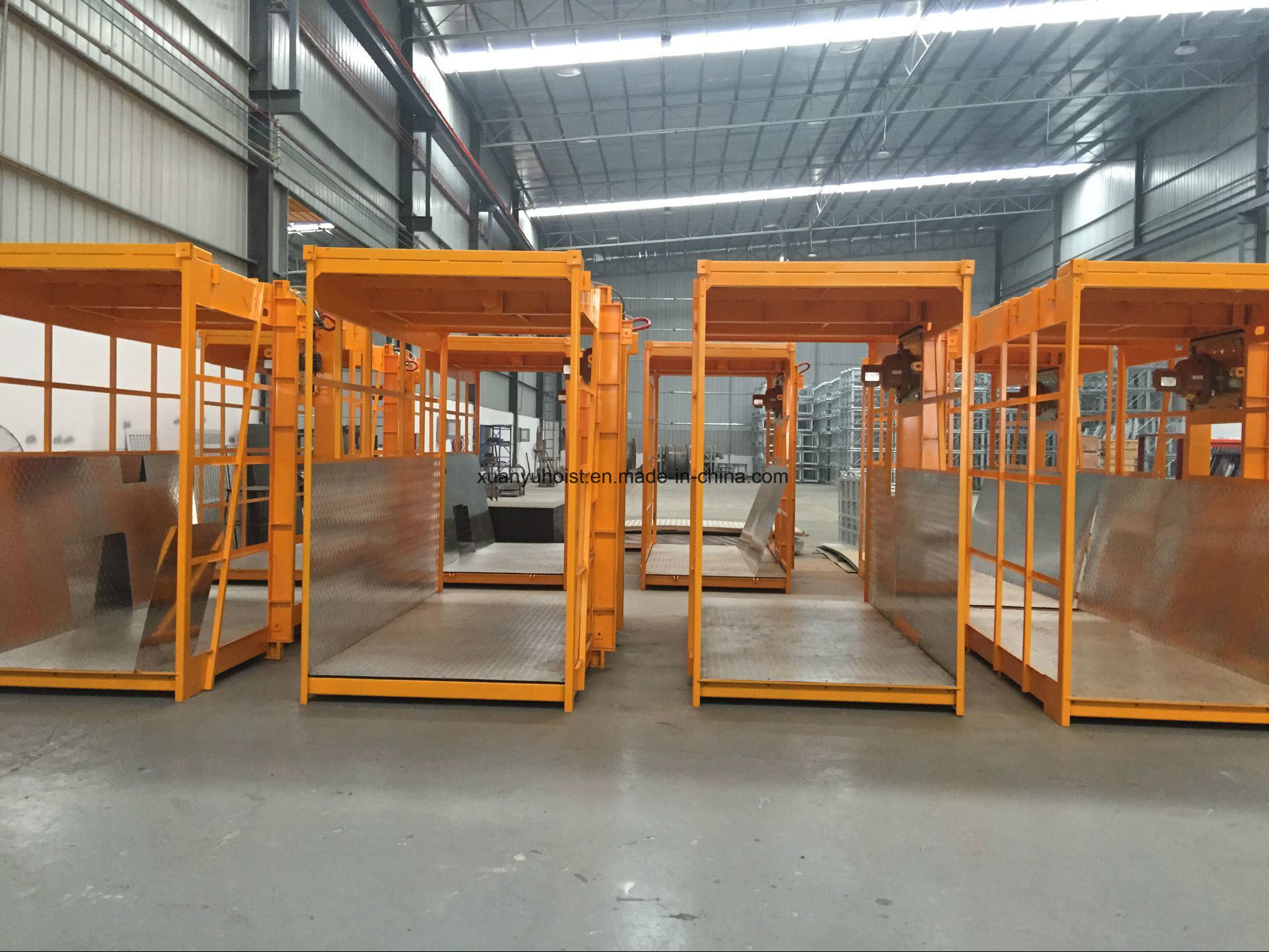 Sc Series Rack and Pinion Hoist Lifting /Construction Elevator