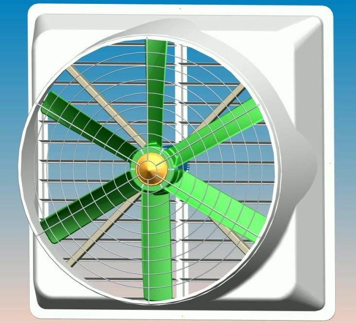 Industrial Wall Exhaust Fan : China industrial wall mount exhaust fan