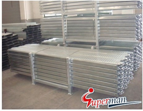 Steel Plank for Scaffolding (SM9125)