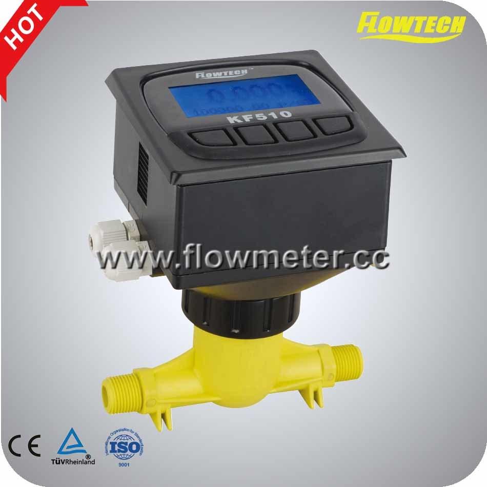 Paddle Wheel Flowmeter Turbine Flowmeter (KF510)