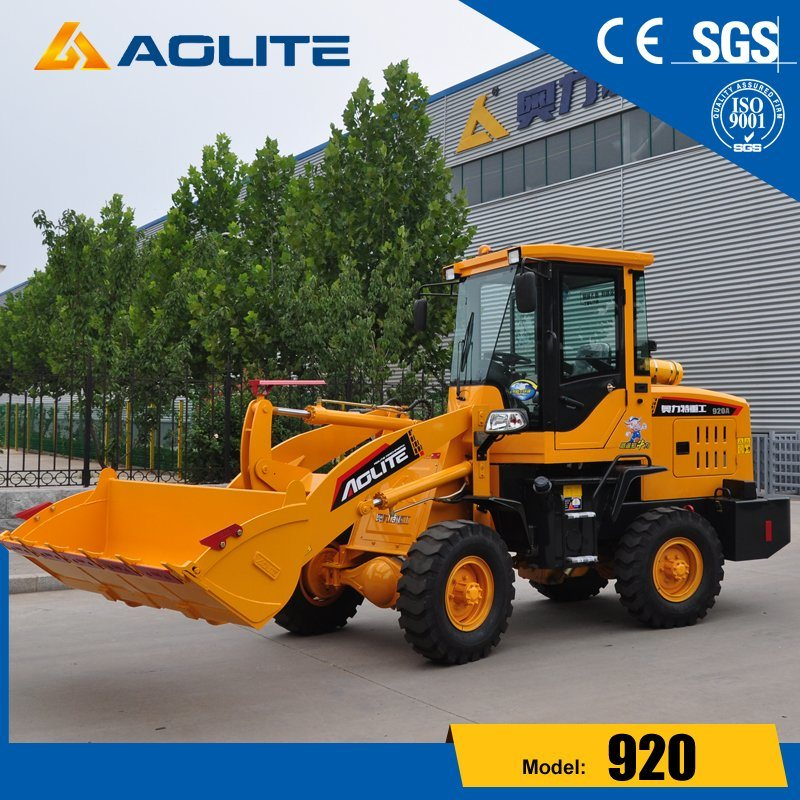 Low Price China Small Loder Payloader Wheel Loader Payloader