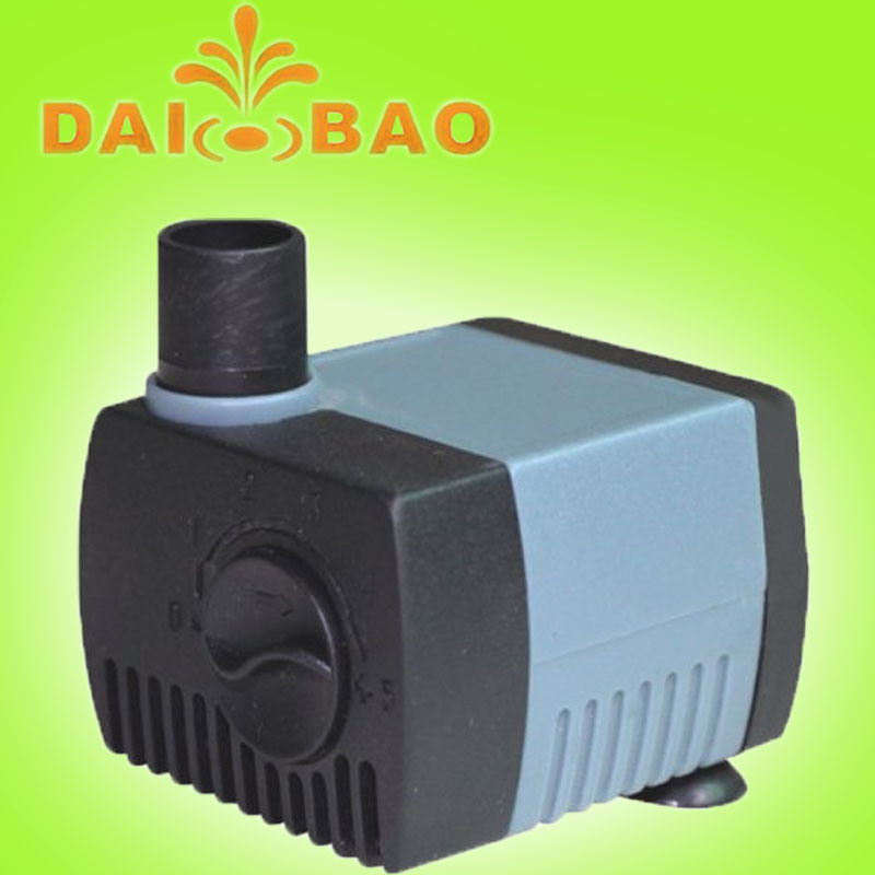 China small fountain pump db 333 china small fountain for Small water fountain pump