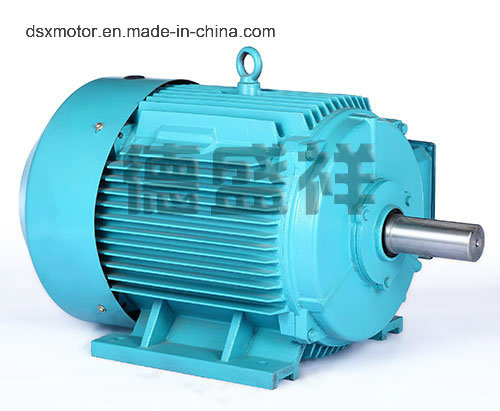 55kw Three Phase Asynchronous Electric Motor AC Motor