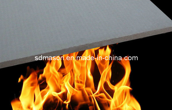 Asbesto Free Fireproof Board for Internal Wall