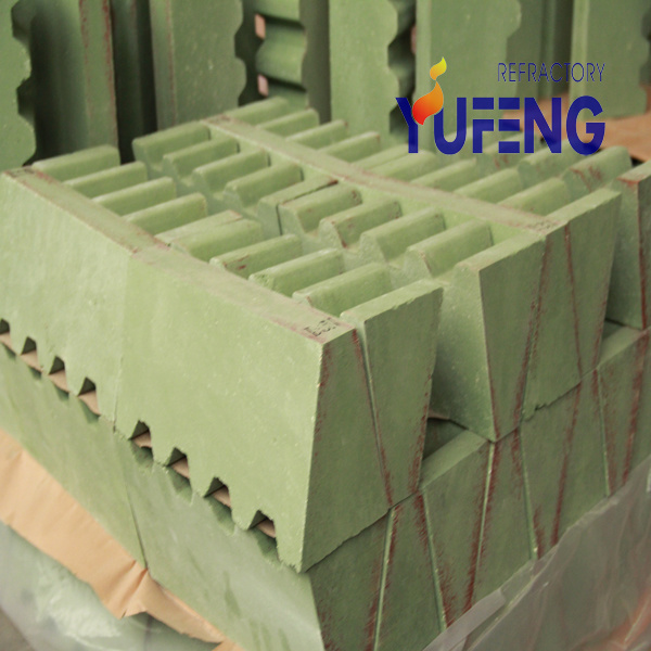 Eaf Roof High Alumina Brick
