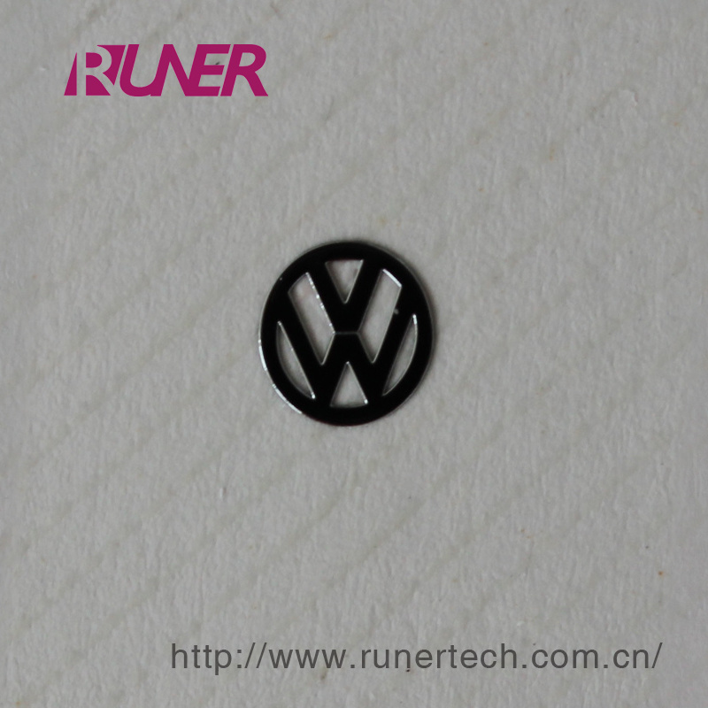 Digital Products Electroform Nickel Sticker Electroforming-Gauzy
