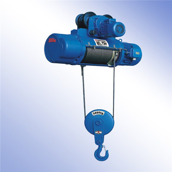 Top Explosion- Proof Wire Rope Electric Hoist