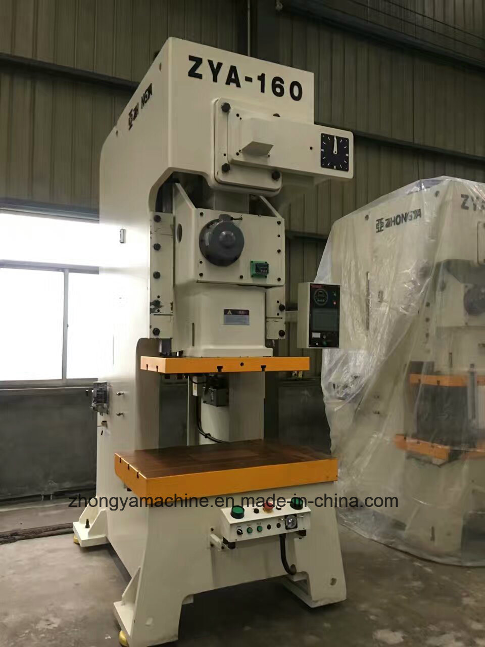 Open Type High Precision Power Press Machine Zya-200ton