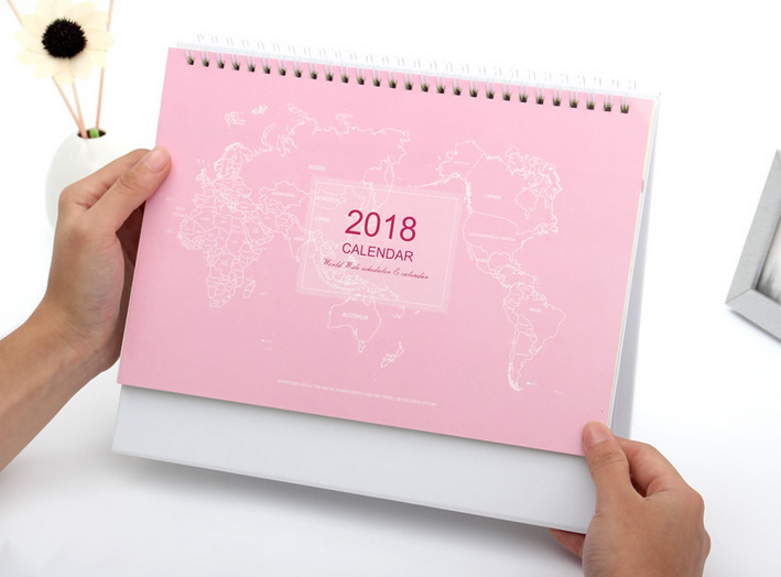Desk Calendar Monthly Calendar Wall Calendar
