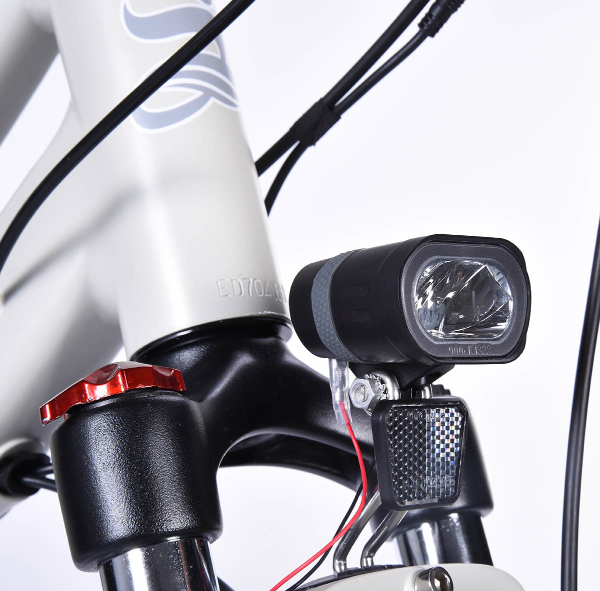 Brushless Motor 700c Newest Electric Bicycle with Certificate