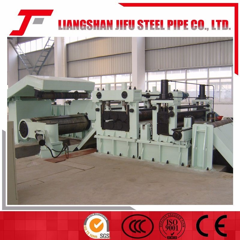 Automatic Shearing & Slitting Line China